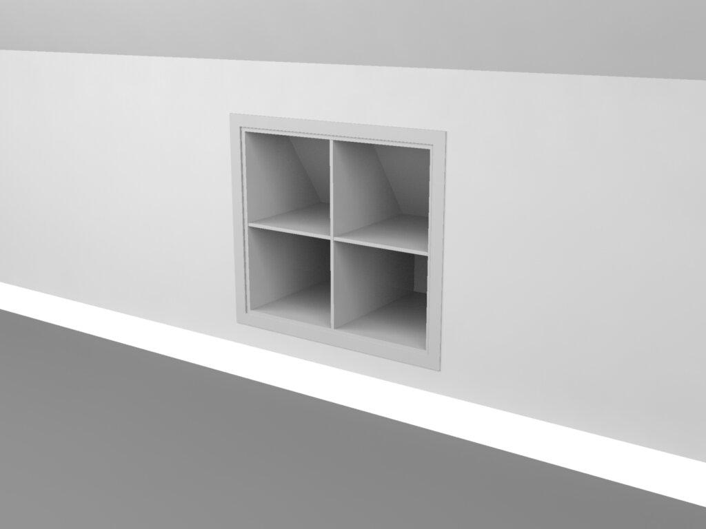 Hylde Med Indbygget Skuffe: Function plus skrivebord lys træ m reol gratis fragt. Seng med ...